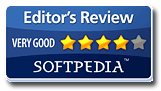 SoftPedia review: Very Good